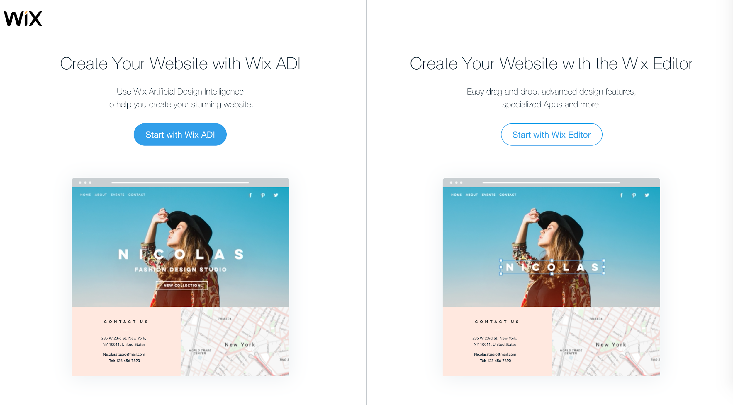 Wix, The Perfect Website Builder for Real Estate Agents