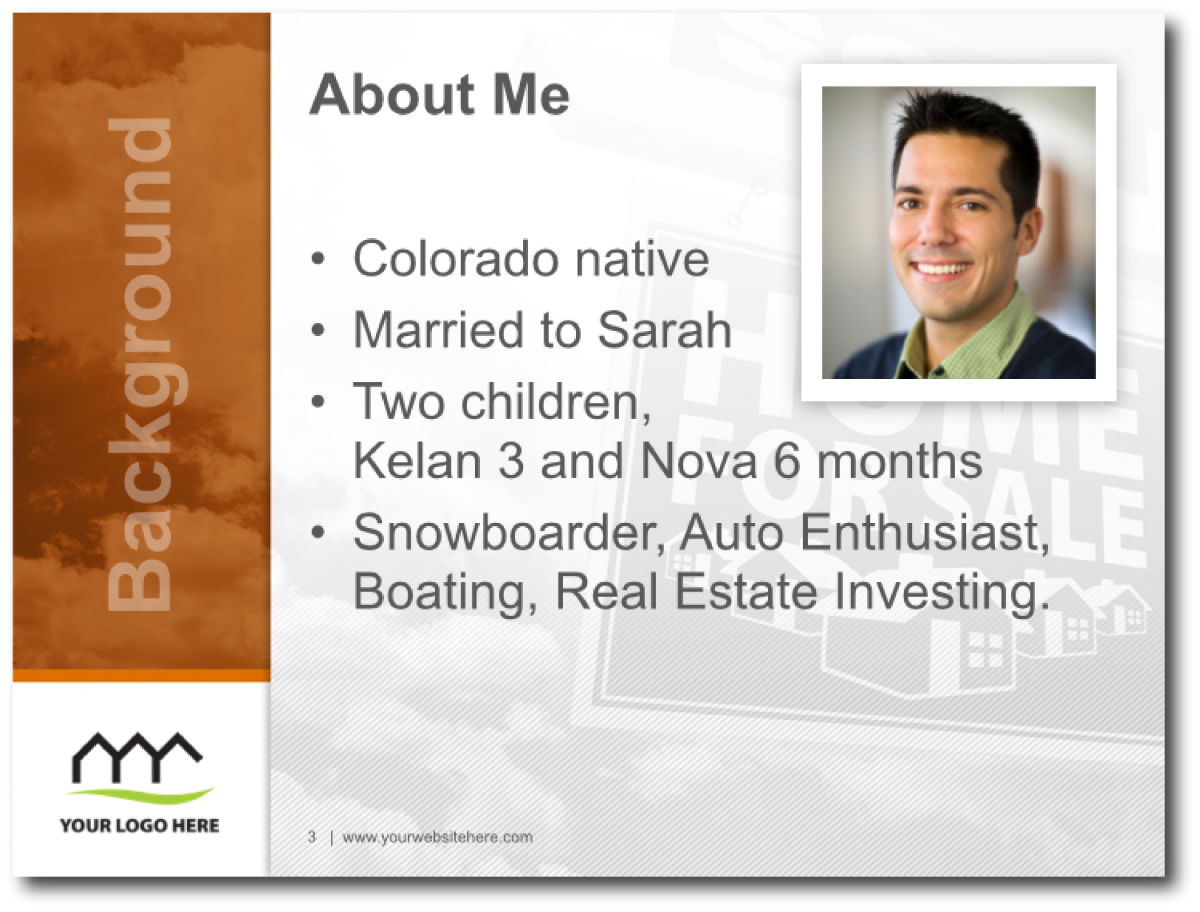 best real estate listing presentation