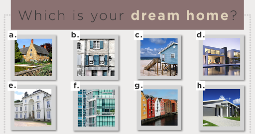 Free social media photo updates for Dream home website