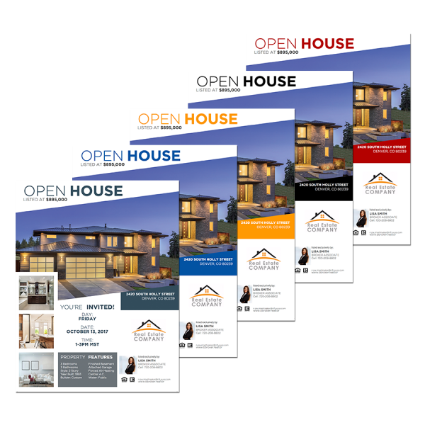 Real Estate Brochures