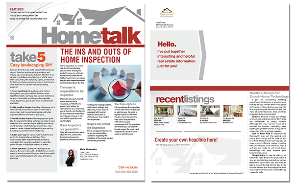 hometalk newsletter template 2018 issue 7